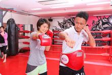 2-B キックボクシング系クラスイメージ1