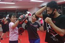 2-B キックボクシング系クラスイメージ2