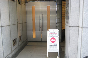 エレベーターホールへの入り口イメージ